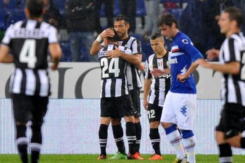 Sampdoria vs Juventus - Serie A Tim 2012/2013