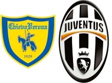 Chievo-Verona-Juventus