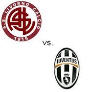 livorno-Juventus