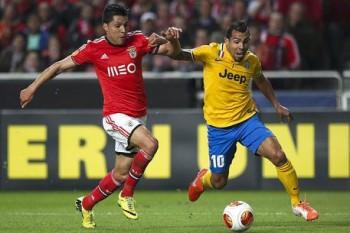 Benfica vs Juventus