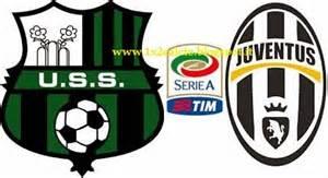 Mercoledì 15 luglio 2020 Sassuolo-Juventus ore 21.45 Stadio Mapei Reggio Emilia