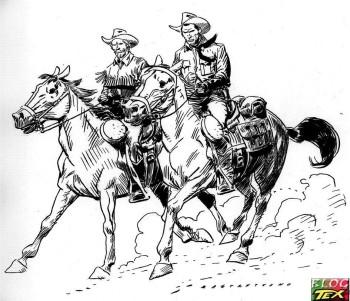 Kit-Carson-e-Tex-cavalgando