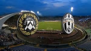 Domenica 22 ottobre 2017 Udinese-Juventus ore 18 stadio