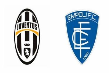 Sabato 25 febbraio 2017 Juventus-Empoli ore 20.45 Juventus Stadium Torino