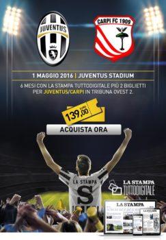pagelle Juventus-Carpi