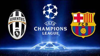 Mercoledì 22 novembre 2017 Juventus – Barcellona / Champions League ore 20.45 Allianza Stadium – Torino