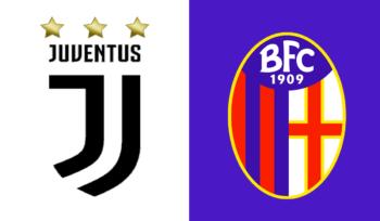 Domenica 24 gennaio 2021 Juventus-Bologna ore 12.30 Allianz Stadium Torino