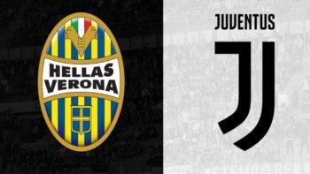 Sabato 27 febbraio 2021 Verona-Juventus ore 20.45 Stadio Bentegodi -Verona