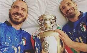 Bonucci e Chiellini